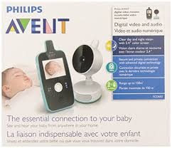 baby monitor black friday amazon com philips avent digital video baby monitor with night