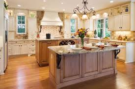 large island kitchen glamorous kitchen design ideas presenting white wooden kitchen