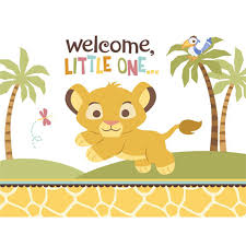 king baby shower theme lion king baby shower clip 51