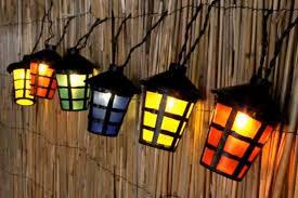 led lantern string lights 40 or 70 led christmas lantern string lights