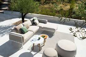 curating outdoor living spaces design est living