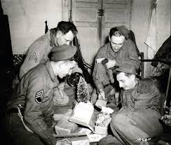 Old Christmas Movies by World War Ii Christmas In The Field U S Army Center Of