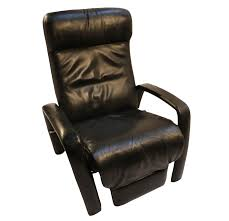 Recliner Chair Lafer Bjork Recliner Chair Chairish