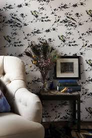 bird wallpaper home decor 93 best wallpaper images on pinterest painted wallpaper