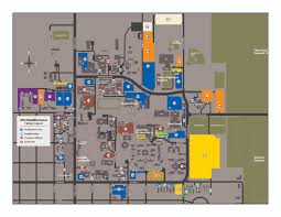 Map South Dakota Parking Maps South Dakota State University