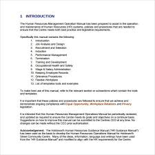 maintenance manual template best resumes