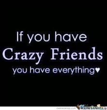 Crazy Friends Meme - my friends are not crazy but i am by meme194 meme center