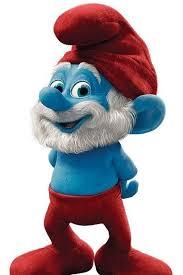 3d papa smurf walyou