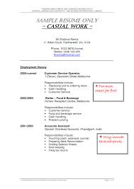 Resume Template Pdf Download Cover Letter Waitress Resume Sample Waitress Resume Sample