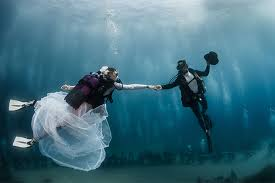 underwater wedding underwater wedding in monaco underwater wedding and wedding venues