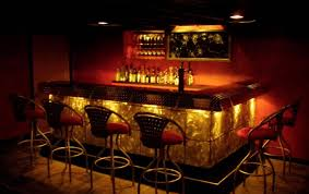 bar awesome designing a wood bar countertop ideas awesome bar