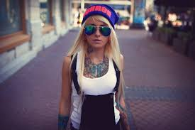tattoo boy hd pic bantik boy model tattoo blonde nose rings glasses wallpapers hd