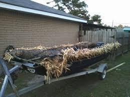 Duck Boat Blind Pictures Boat Blind U2022 Waterfowl And Duck Hunting In Lake Pontchartrain