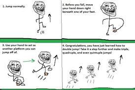 Troll Physics Meme - troll physics meme by matrixxbr3aker memedroid