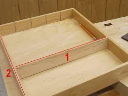build a simple silverware organizer part ii startwoodworking com