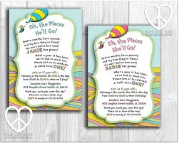 oh the places you ll go baby shower oh the places you ll go baby shower gift page baby