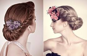 hair decorations the most common hair appurtenances for