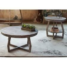 grey washed end tables liberty hayden way grey washed 3 piece occasional set furniture