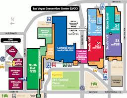 las vegas convention center floor plan venues las vegas convention center