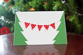 100 easy homemade christmas card tutorials curbly