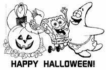 coloring pages halloween free printable www kanjireactor