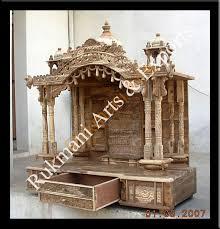 pooja mandapam designs code 8 wooden carved teakwood temple mandir furniture models