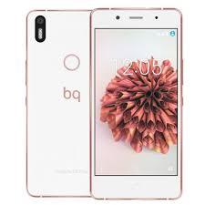 b q comprar bq aquaris x5 plus blanco rosa 16 2gb maxmovil