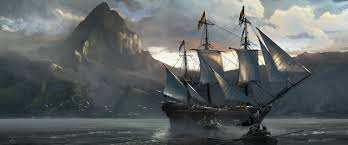 Black Flag Legendary Ships Ac4ca Jackdaw Jpg Pirates Pinterest Concept Art