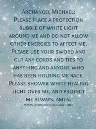 white light protection prayer success quotes archangel michael prayer soloquotes your