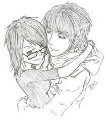 couple sketch by el armo on deviantart