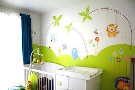 décoration jungle chambre bébé decoration jungle chambre bebe limportance de la chambre pour