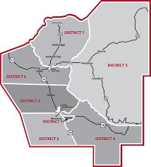 Montrose Colorado Map by Service Area Delta Montrose Electric Association