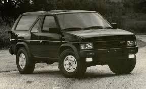 1989 nissan pathfinder se archived instrumented test reviews