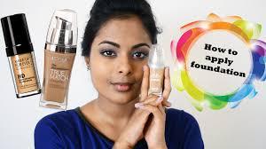 best kind of foundation how to apply foundation tan indian skin medium dark brown skin