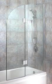 Folding Bathtub Doors Bathtub Door U0026 Ideas For Tub Enclosures Bathroom Shower