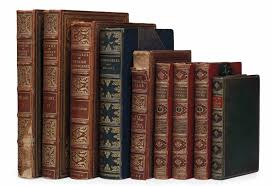 leather bound photo book a of leather bound books in 9 volumes christie s a