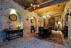 Wine Cellar Wall - mediterranean wine cellar with wall sconce u0026 high ceiling zillow