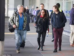 Jimmy Barnes News Jimmy Barnes Seen Alongside Jane After U0027suicide Attempt U0027 Daily