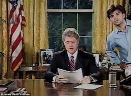bill clinton video reveals president practicing 1993 address to