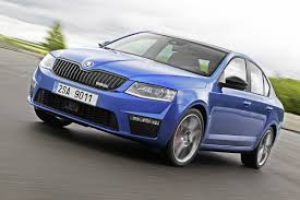 skoda octavia vrs hatchback mpg co2 u0026 insurance groups carbuyer