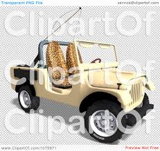 jeep transparent background clipart 3d tan jeep wrangler convertible suv 1 royalty free cgi