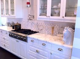 Chic Kitchen Wallpaper Backsplash  Kitchen Backsplash Ideas - Wallpaper backsplash kitchen