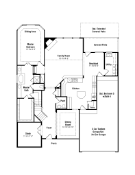 first floor master bedroom floor plans meridien floor plan at lakeview at steiner ranch in austin tx