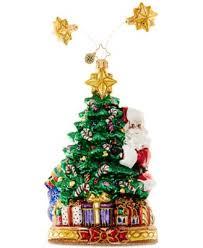 christopher radko christmas tree ornament holiday lane for the