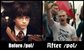 Before And After Meme - daniel radcliffe before and after pol pol know your meme
