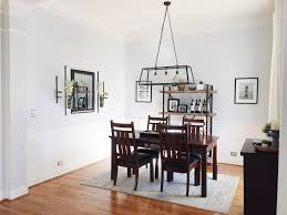 strawberry swing and other things calm and coastal dining room