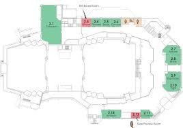 Colorado Convention Center Floor Plan by Venue 12th Ees Biennial Conference