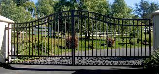 aaa gate installation san diego iron gates 015 aunaironworks