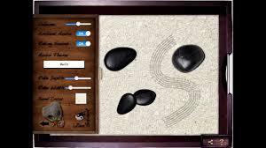 zen sand garden for desk unlimited tabletop zen garden izen for ipad first look review www