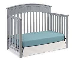 Charleston Convertible Crib Graco Charleston Convertible Crib Pebble Gray Baby